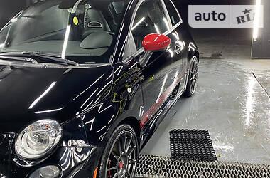 Abarth Fiat 500 2015 в Днепре