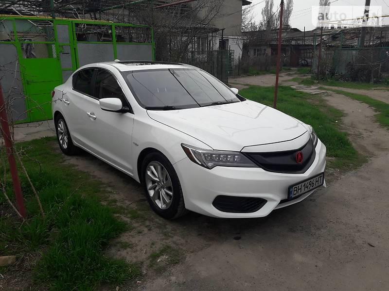 Acura ILX 2016 года в Одессе