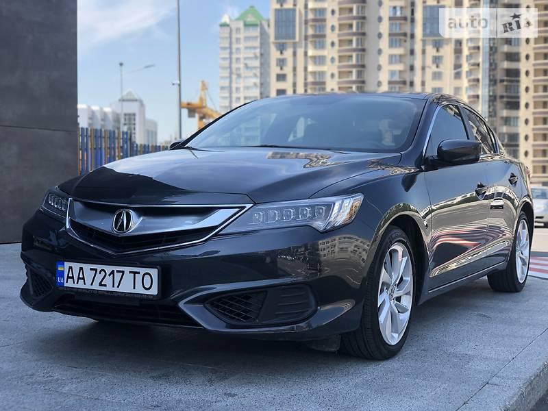 Acura ILX 2016 года в Киеве
