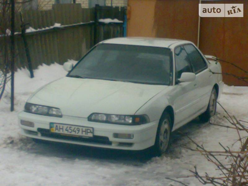 Acura Integra 1990 года