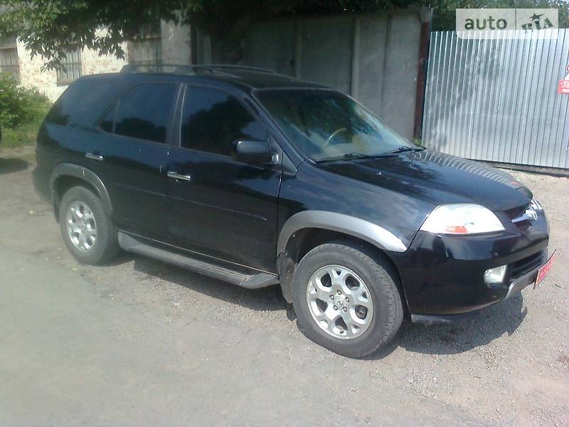 Acura MDX 2004 в Умани