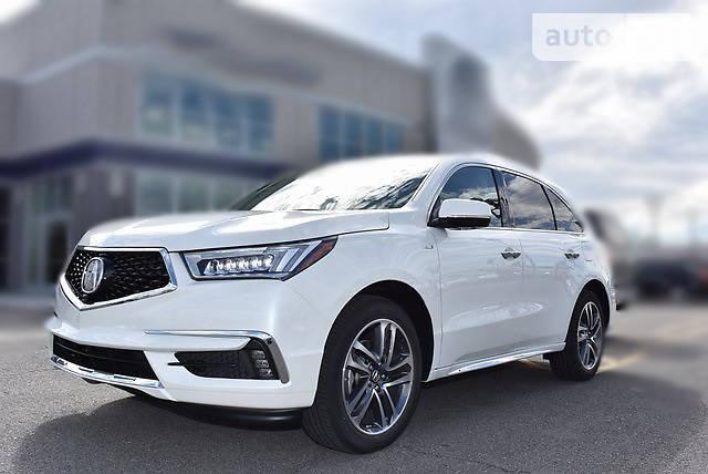 Acura MDX 2019 года в Киеве
