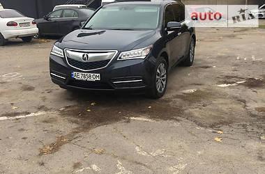 Внедорожник / Кроссовер Acura MDX 2014 в Кривом Роге