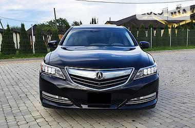 Acura RLX 2015 в Львове