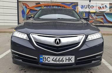 Седан Acura TLX 2015 в Львове