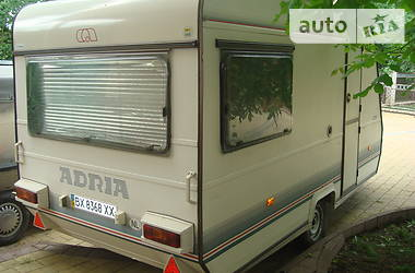Adria Unica 1994 в Хмельницком