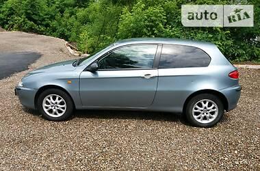 Alfa Romeo 147 2001 в Залещиках