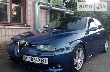 Alfa Romeo 156 2002 в Луцке