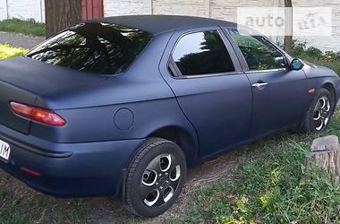 Alfa Romeo 156 1998 в Донецке
