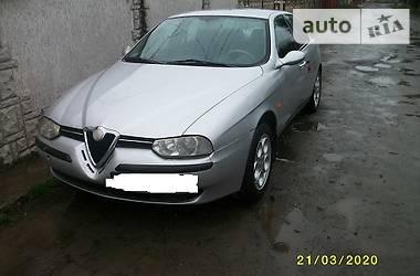 Alfa Romeo 156 2000 в Ужгороде