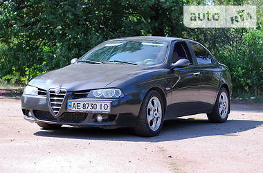 Alfa Romeo 156 2003 в Кривом Роге