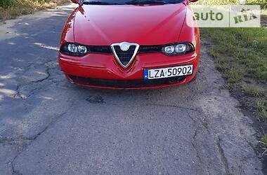 Alfa Romeo 156 2003 в Подольске