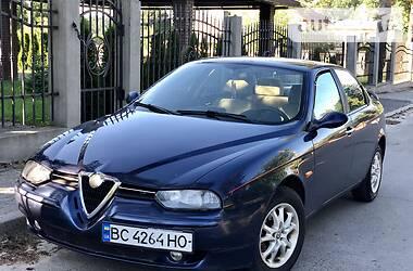 Alfa Romeo 156 2003 в Львове