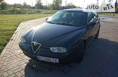 Alfa Romeo 156 2001 в Нововолынске