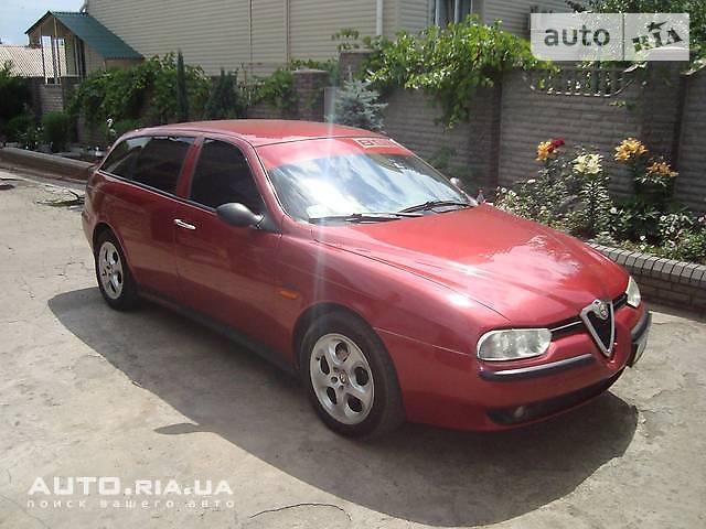 Alfa Romeo 156 2000 в Кременчуге