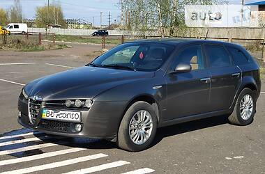 Alfa Romeo 159 2011 в Червонограде