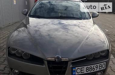 Alfa Romeo 159 2006 в Герце