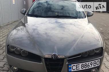 Alfa Romeo 159 2006 в Черновцах