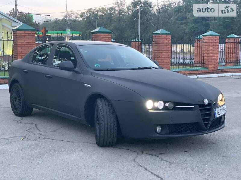 Alfa Romeo 159 2005 в Дніпрі