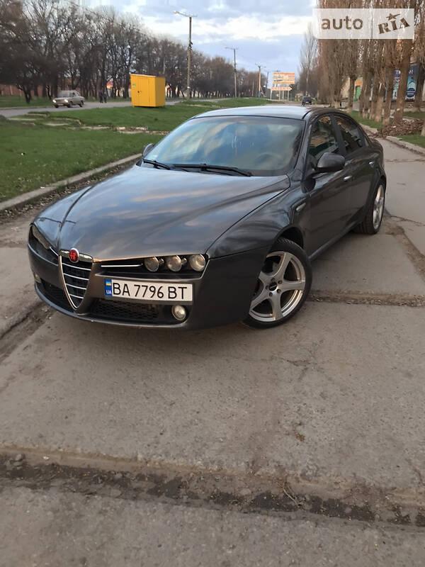 Alfa Romeo 159 2005 в Кропивницком