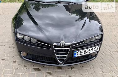 Универсал Alfa Romeo 159 2008 в Черновцах