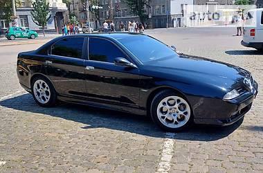 Седан Alfa Romeo 166 1999 в Одесі
