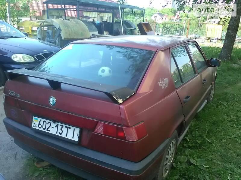 Alfa Romeo 33 1992 в Львове