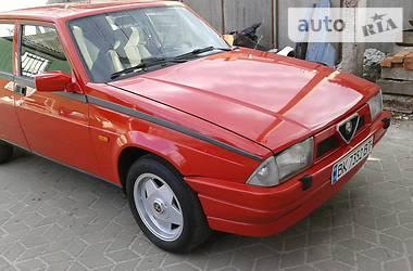 Alfa Romeo 75 1990 в Ровно