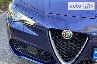 Alfa Romeo Giulia 2017 в Києві