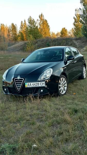 Alfa Romeo Giulietta 2012 года в Киеве