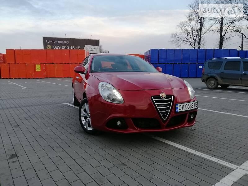Alfa Romeo Giulietta 2013 в Умани