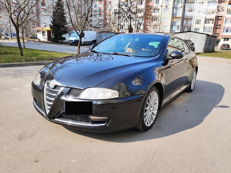 Alfa Romeo GT 2004 в Ивано-Франковске