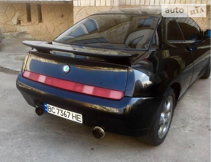Alfa Romeo GTV 1996 года в Львове