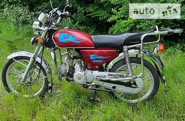 Мотоцикл Классик Alpha 110 2012 в Ладыжине