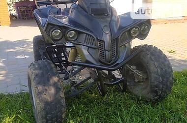 Квадроцикл  утилитарный ATV 125 2015 в Луцке