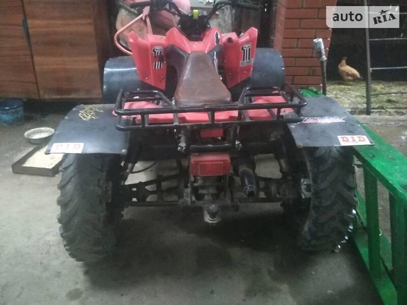 ATV 200 2005 в Ужгороде