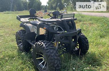 ATV Hummer 2020 в Переяславе-Хмельницком