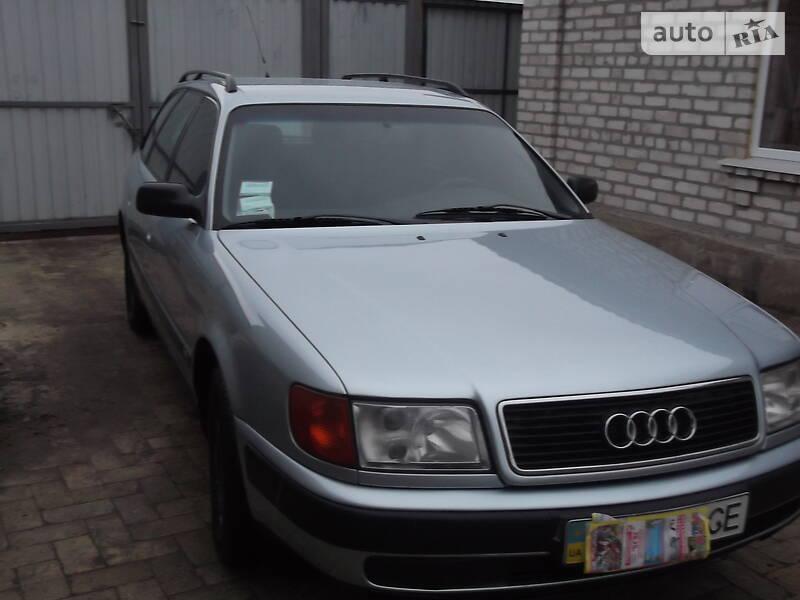 Audi 100 1992 в Лисичанске
