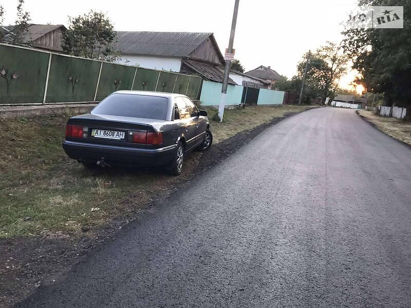 Audi 100 qutt
