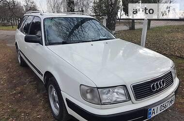 Универсал Audi 100 1992 в Кагарлыке