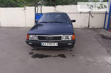 Универсал Audi 100 1988 в Харькове