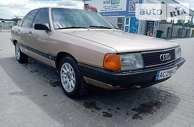 Седан Audi 100 1988 в Ковеле