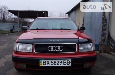 Седан Audi 100 1994 в Новой Ушице
