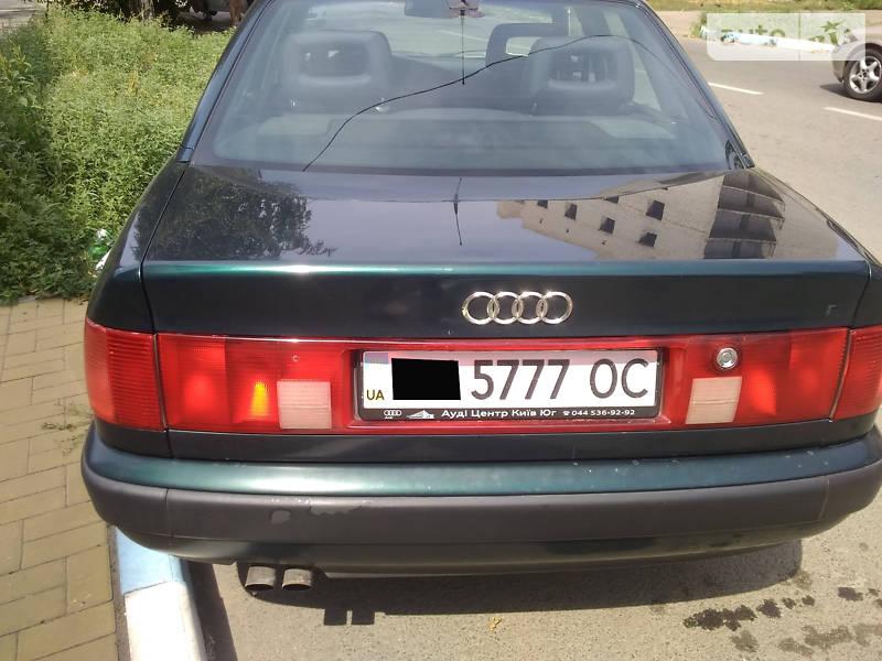 Седан Audi 100 1994 в Дружковке