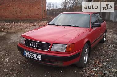 Седан Audi 100 1992 в Кельменцах