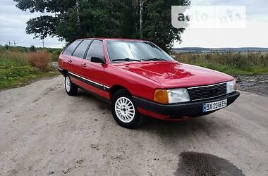 Унiверсал Audi 100 1987 в Хмельницькому