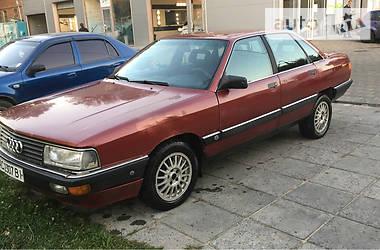 Audi 200 quattro 1986