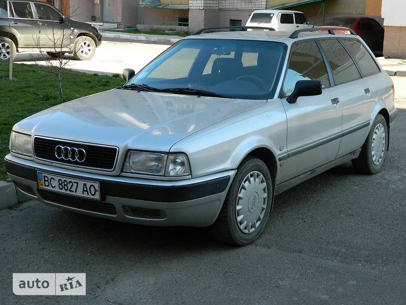 Audi 80 1993 в Трускавце
