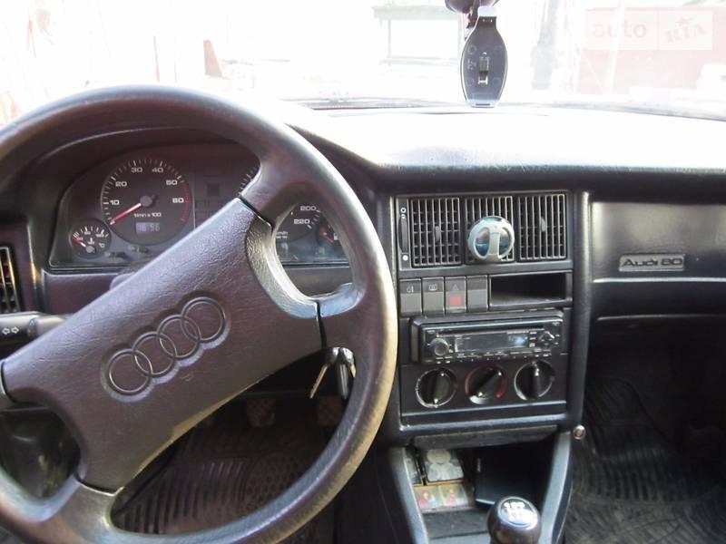 Audi 80 1993 в Львове