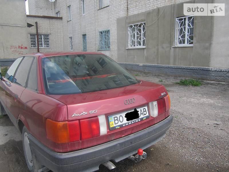 Audi 80 1987 в Волочиске